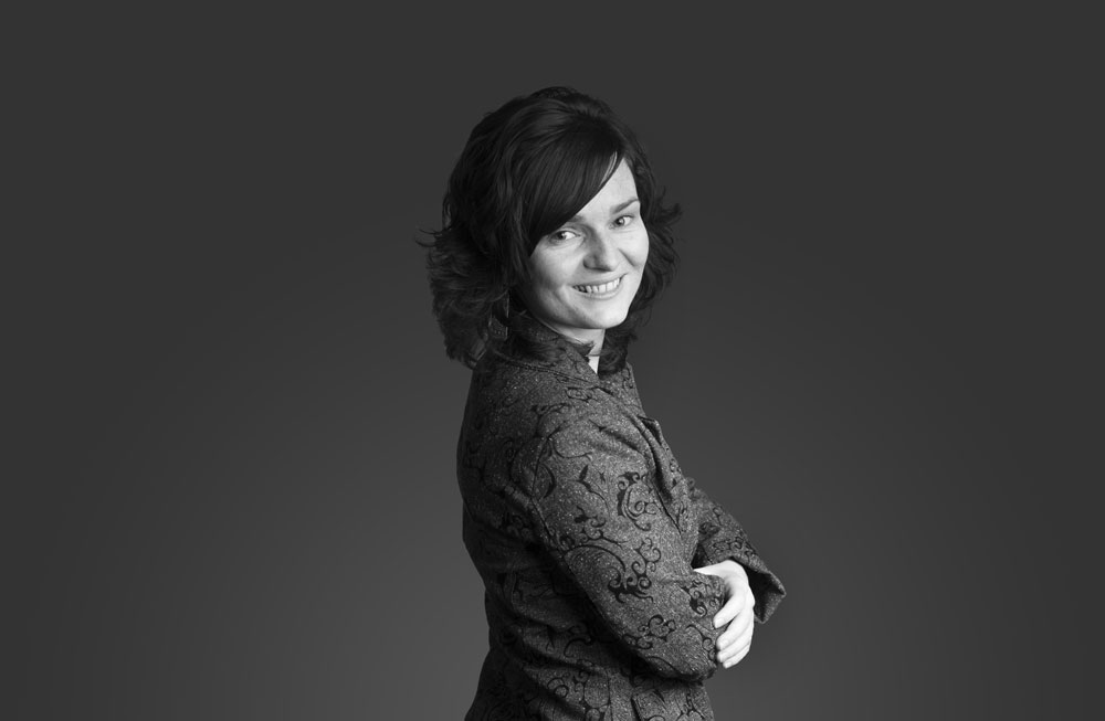 Eva Dobrovolná portrét