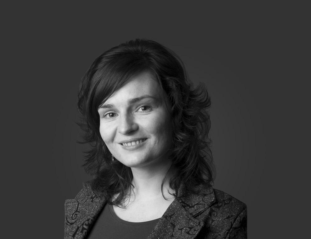 Portrét Evy Dobrovolné