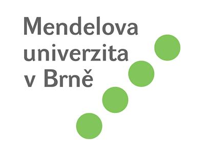Logo Mendelovy Univerzity v Brně