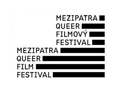 Logo Mezipatra Queer filmový festival