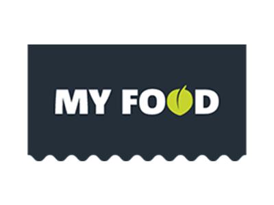 Logo firmy My Food Market